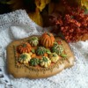 Giving  thanks for gourds