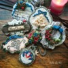 Antique Christmas Cookies