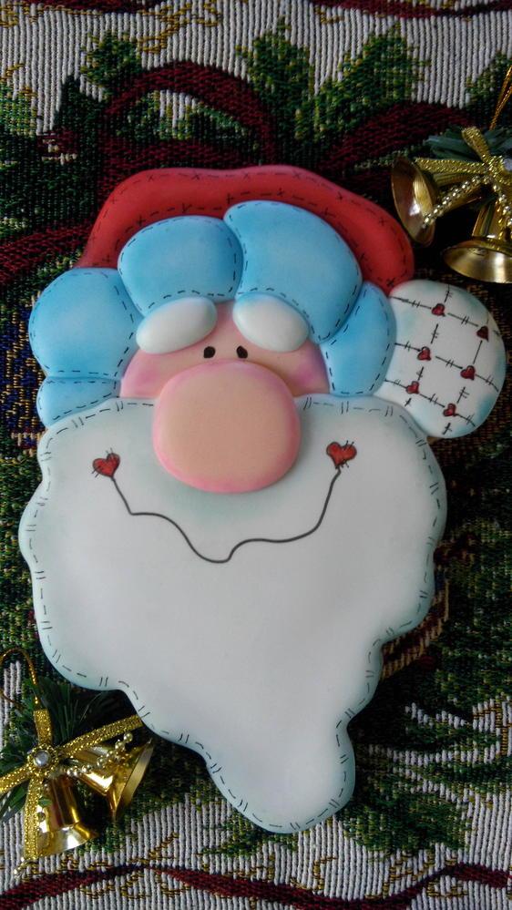 ¡¡Santa Feliz!!