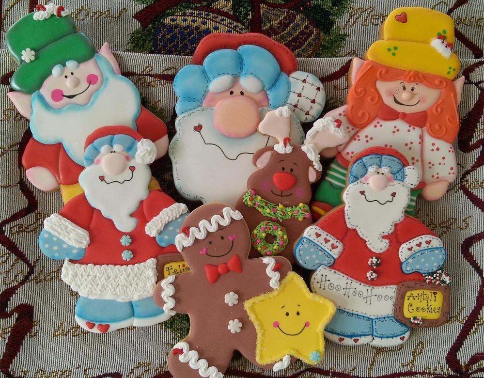 Amigos de la Navidad