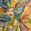 Fantasy colour fairy