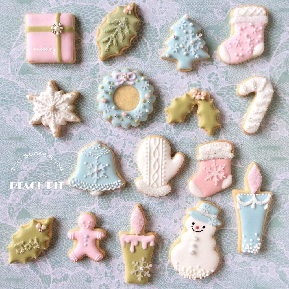 Christmas Little Cookies