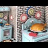 How to Make a 3-D Retro Oven Cookie