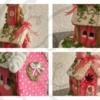 3D Christmas House