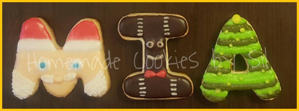 Mía's Cookies