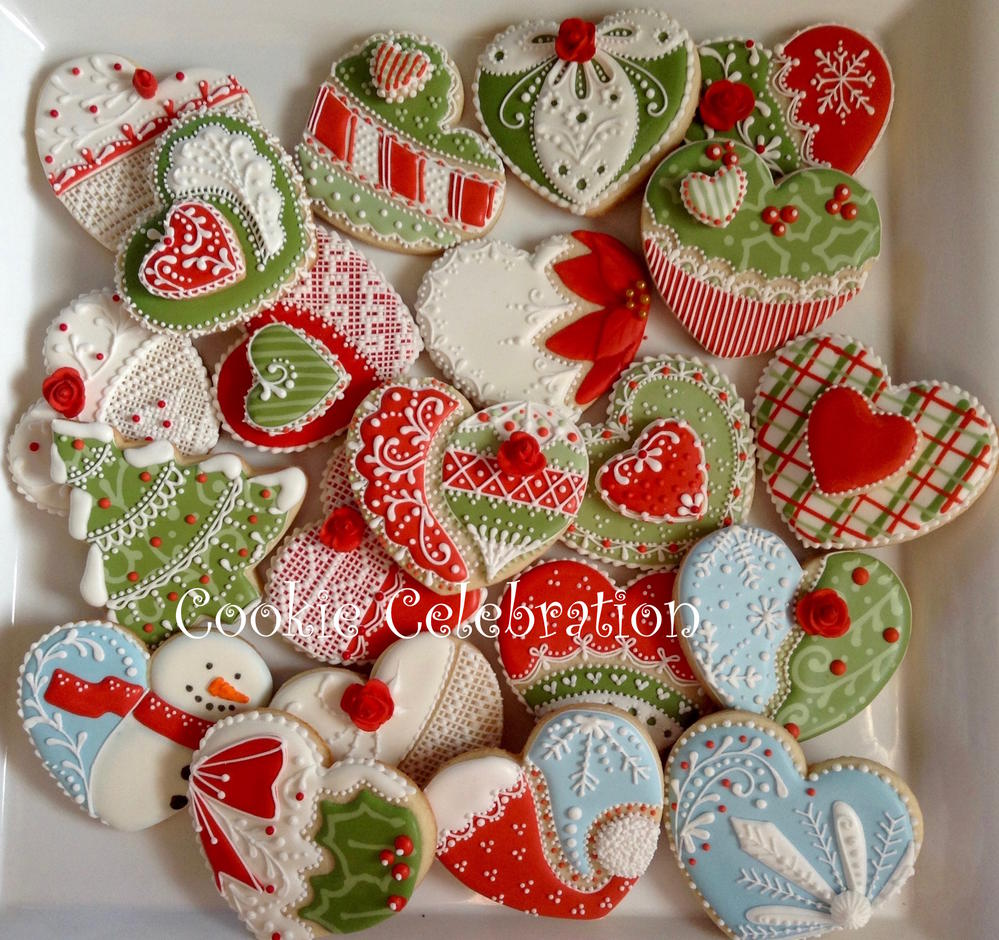 """Heartfelt"" Christmas 1 (Cookie Celebration)"