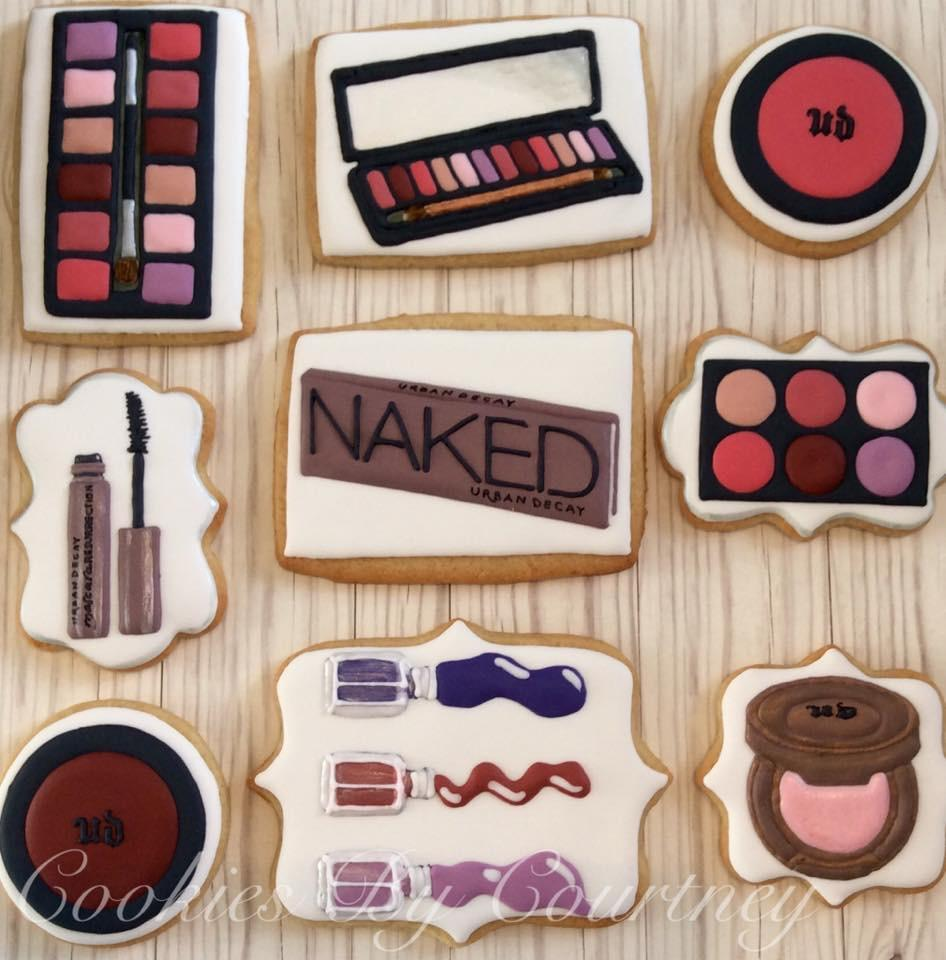 Make up cookies