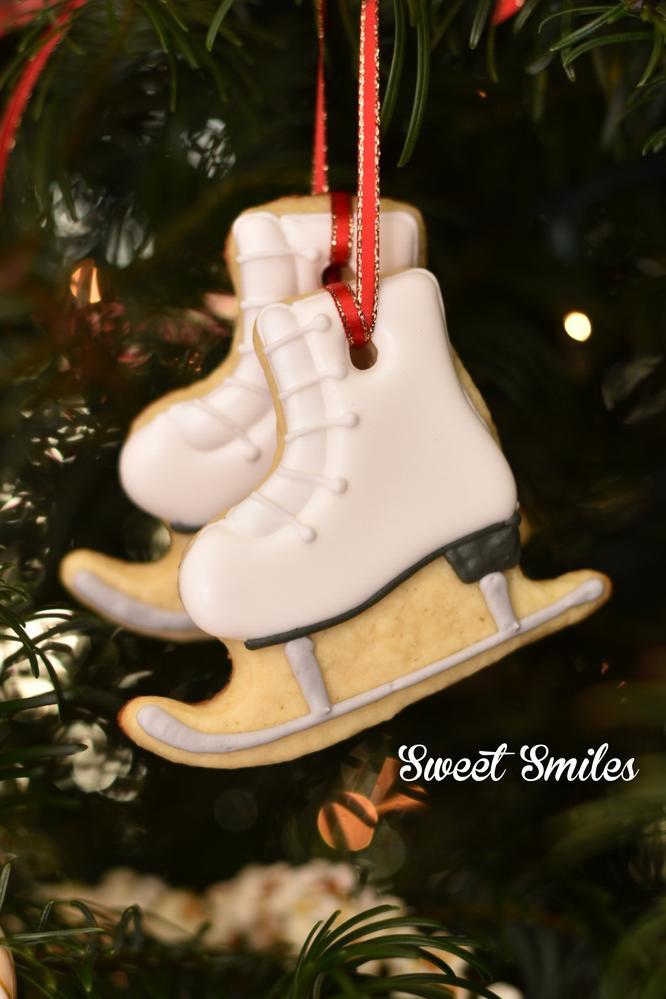 Figure Skates Ornament