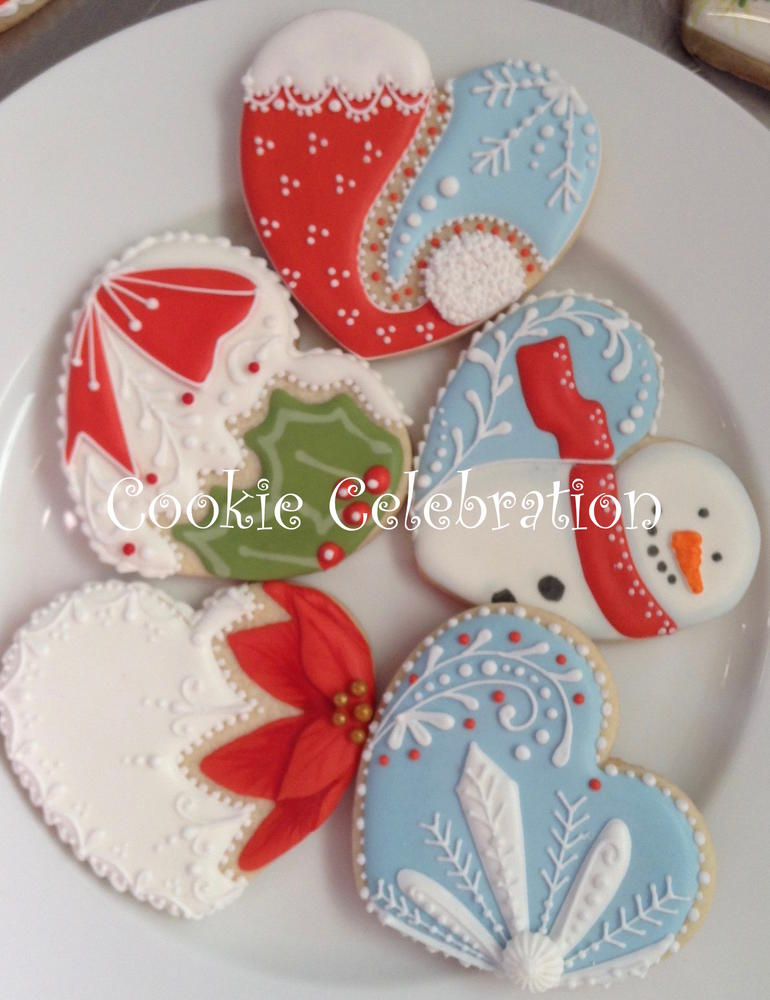 Graphic Christmas (Cookie Celebration)