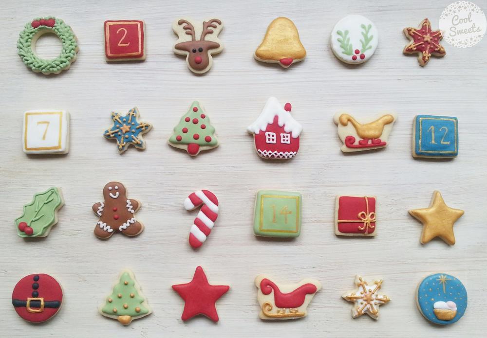 Advent Calendar, love Christmas!!