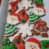 Even more Christmas cookies by Sweethart Baking Experiment