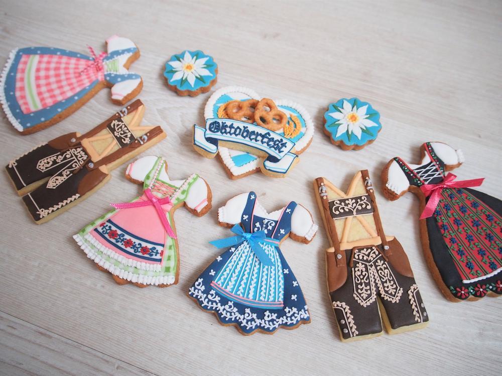 New Oktoberfest Cookies!!