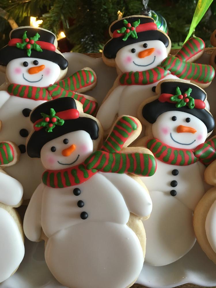 Holiday/Christmas cookies