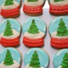 Christmas Tree Snow Globes by Sweethart Baking Experiment