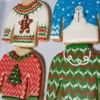 """Ugly"" Christmas Sweaters by Sweethart Baking Experiment"