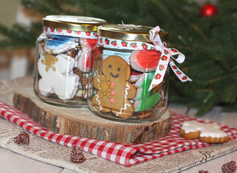 Christmas Cookies Jar Cookie Connection