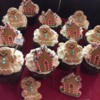 Cupcakes with Gingerbread