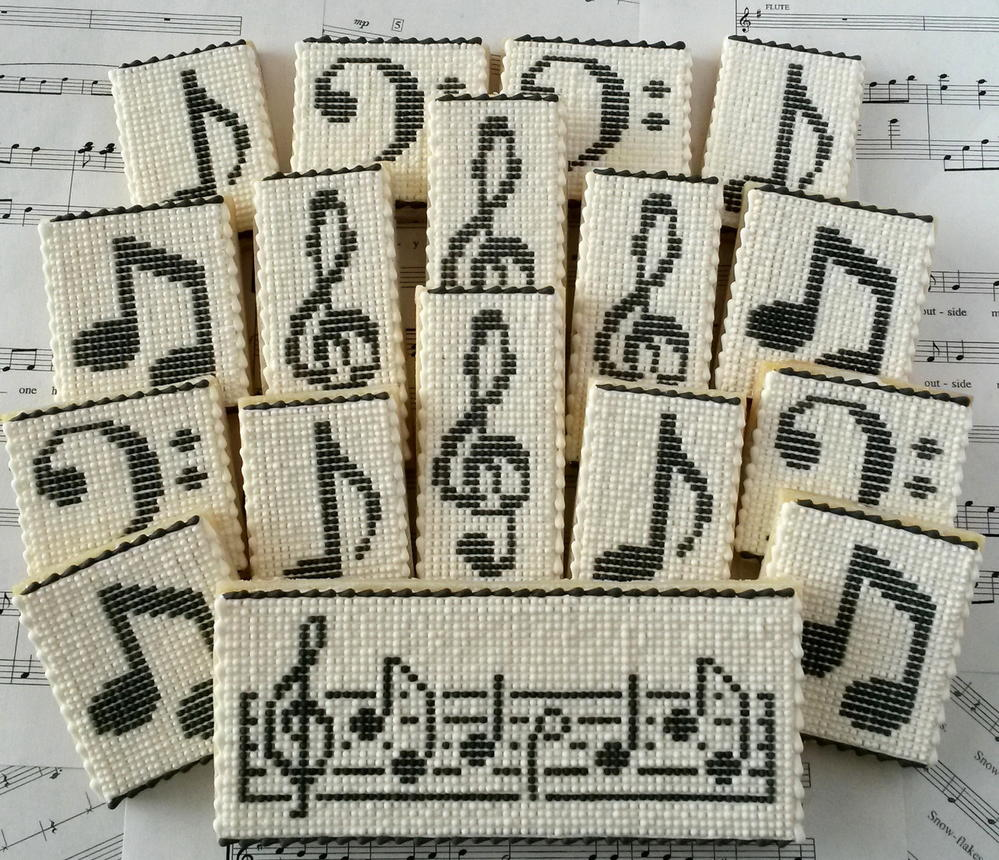 Musical Notes | Sweet Prodigy