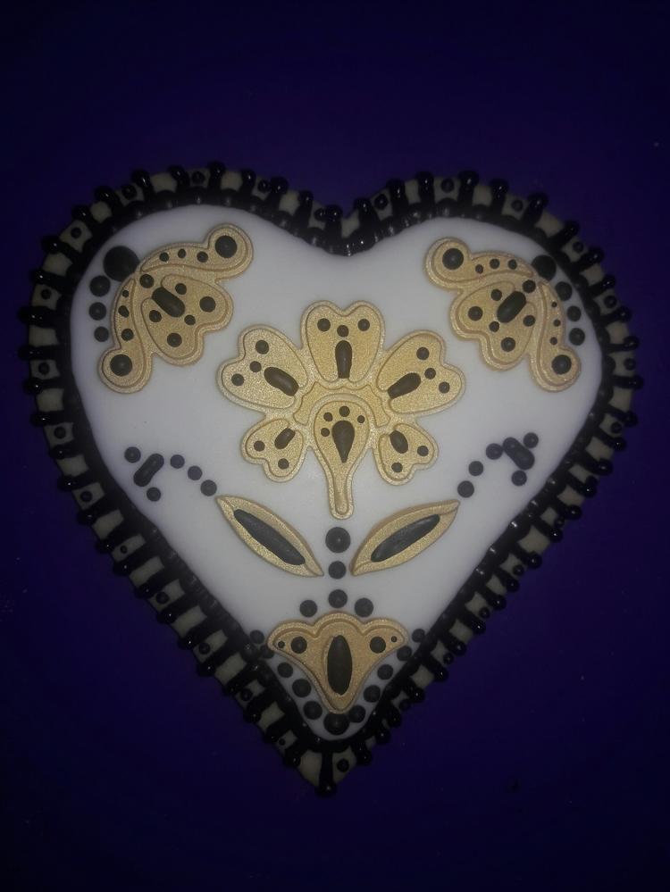 Gold Valentine