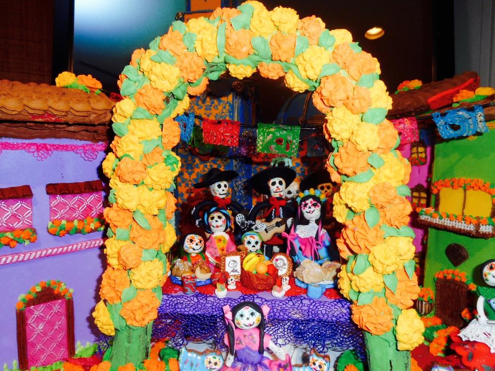 Dia de Los Muertos - Celebration of Life