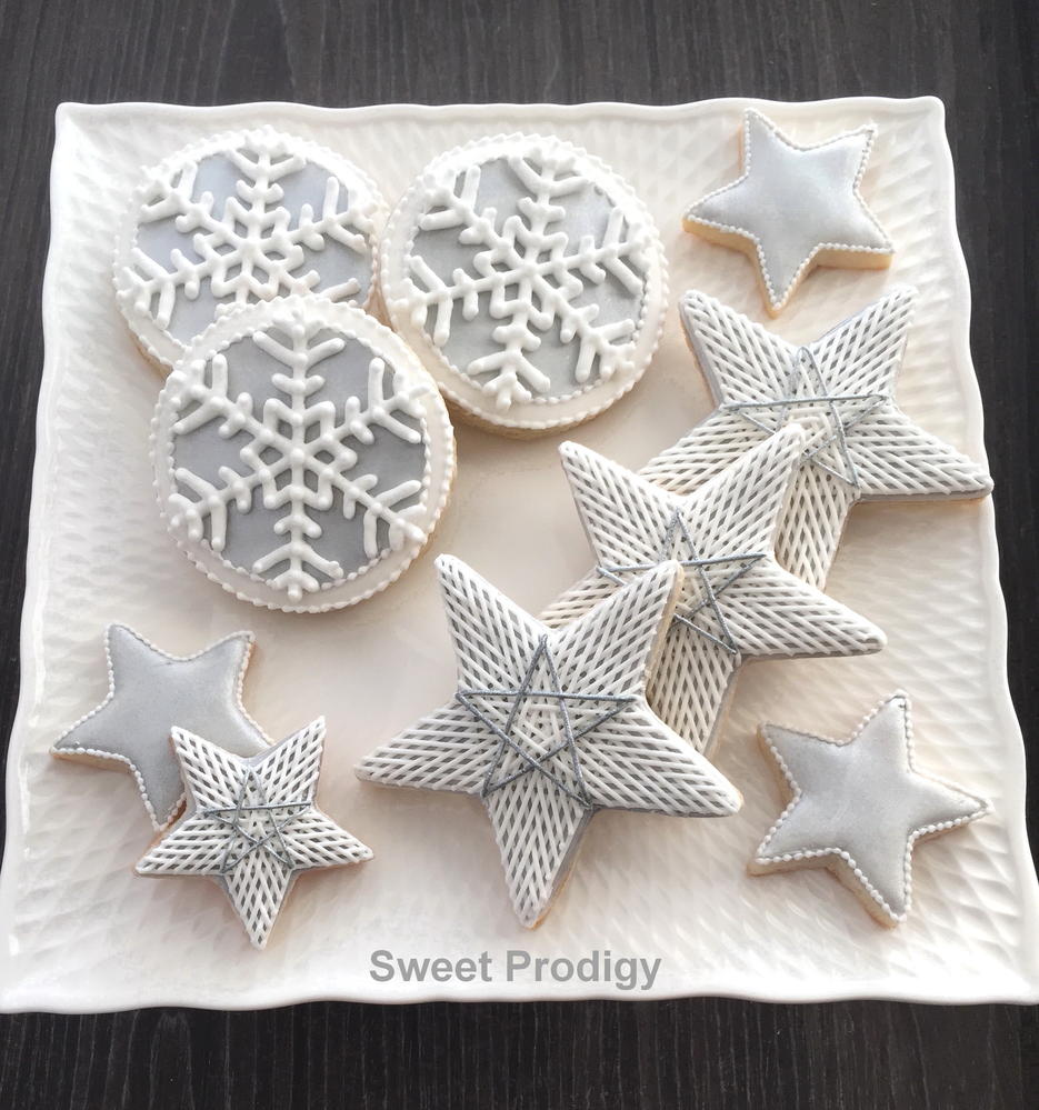 Snowflakes and Stars | Sweet Prodigy
