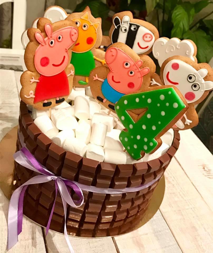 Peppa pig & Co ))
