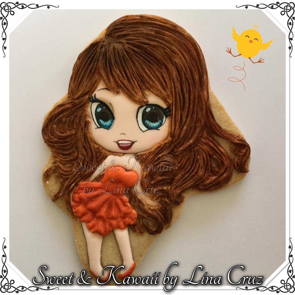 Pretty and Cute Girl - Lia