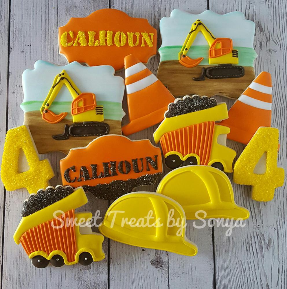 Calhoun's Construction Set