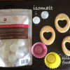 How to make isomalt cookies