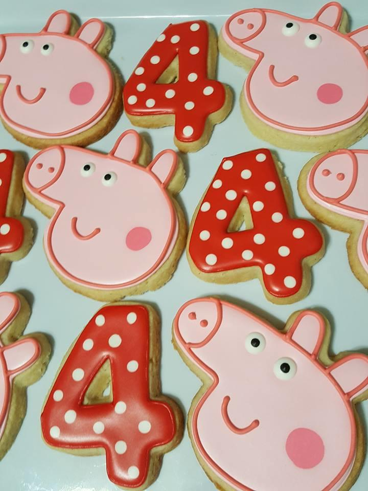 Peppa Pig Party by Sweethart Baking Experiment