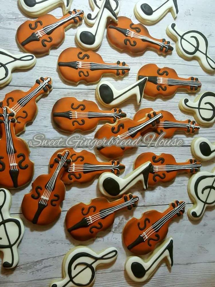 Cello cookies 4