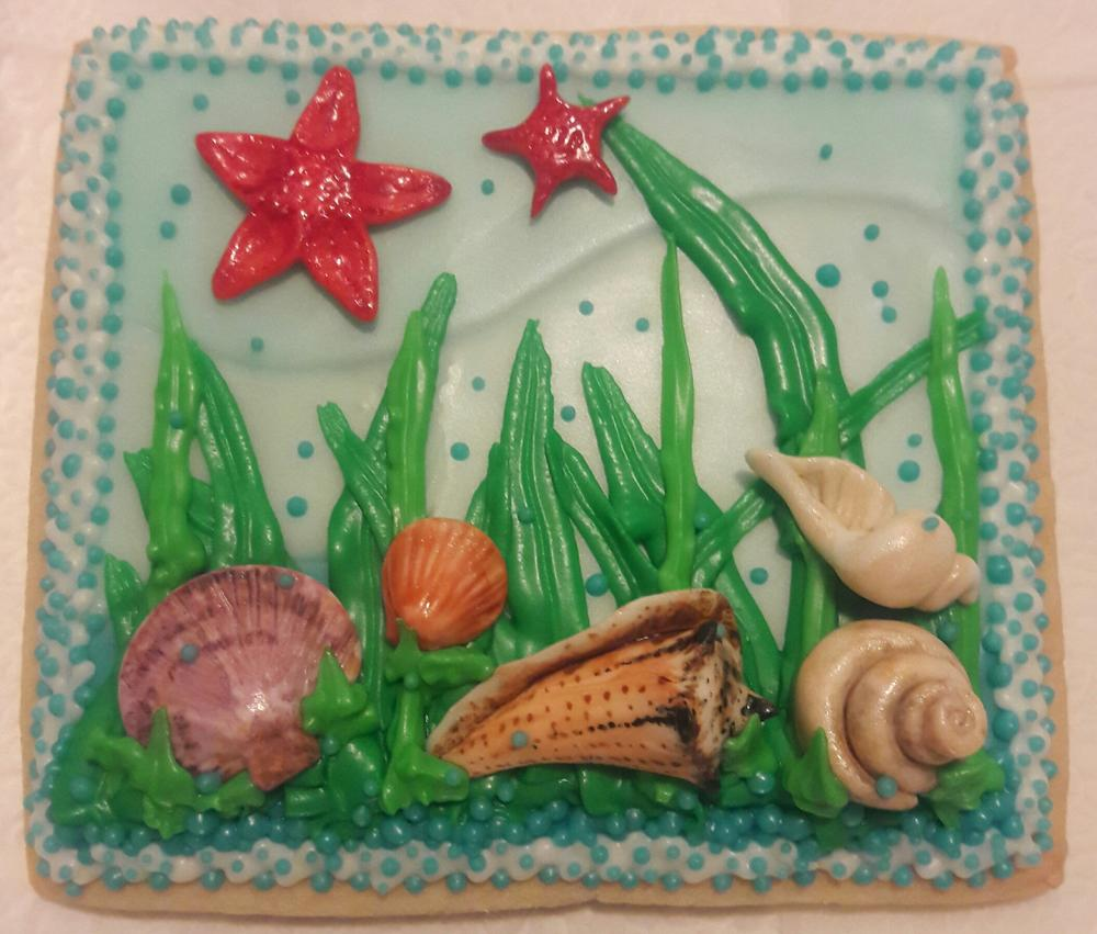 Seashell Cookies 3