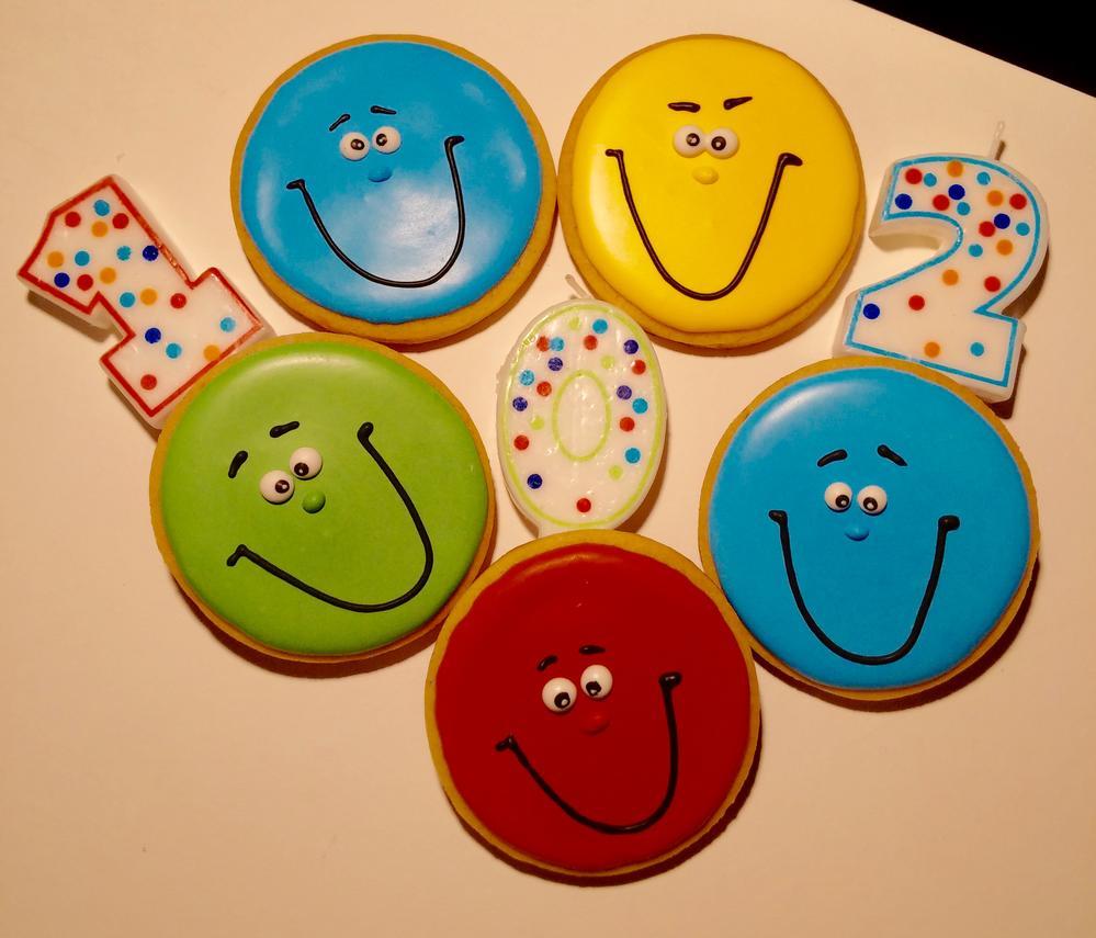 Funky Cookie