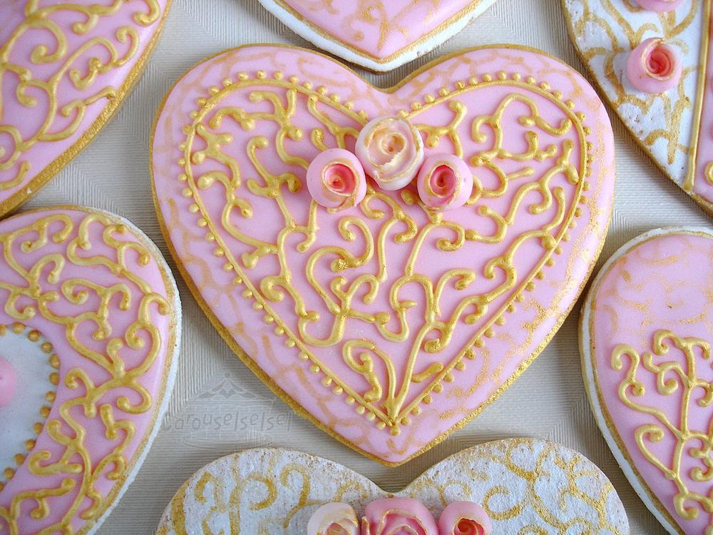 Be My Golden Valentine