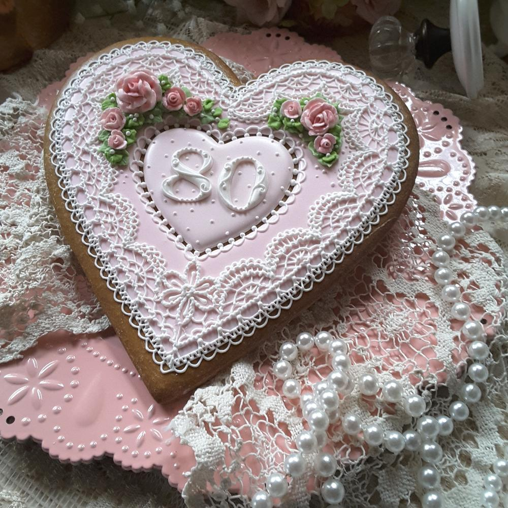 80th  Birthday Keepsake