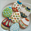Easter Eggs 2016: Cookies and photo by Manu