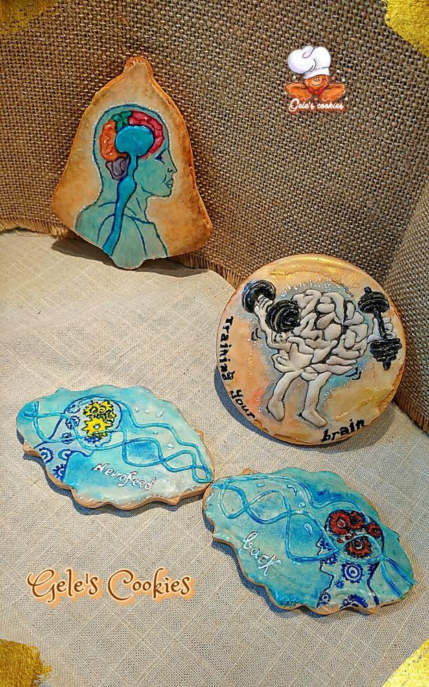Neuronal cookies