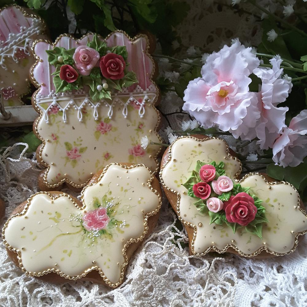 Shabby victorian collection