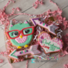 The Sweet Crumb Valentines Owl
