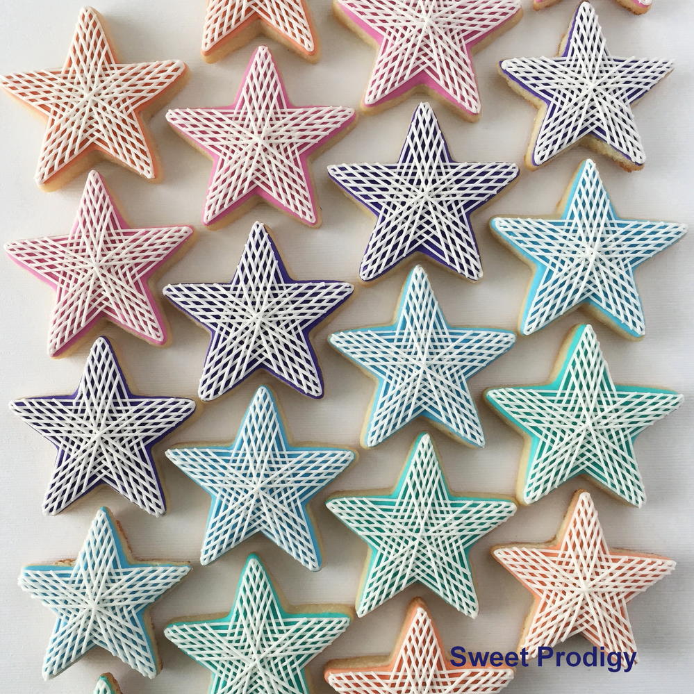 Stars in a Row | Sweet Prodigy