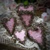Antique  Keepsake Collection hearts