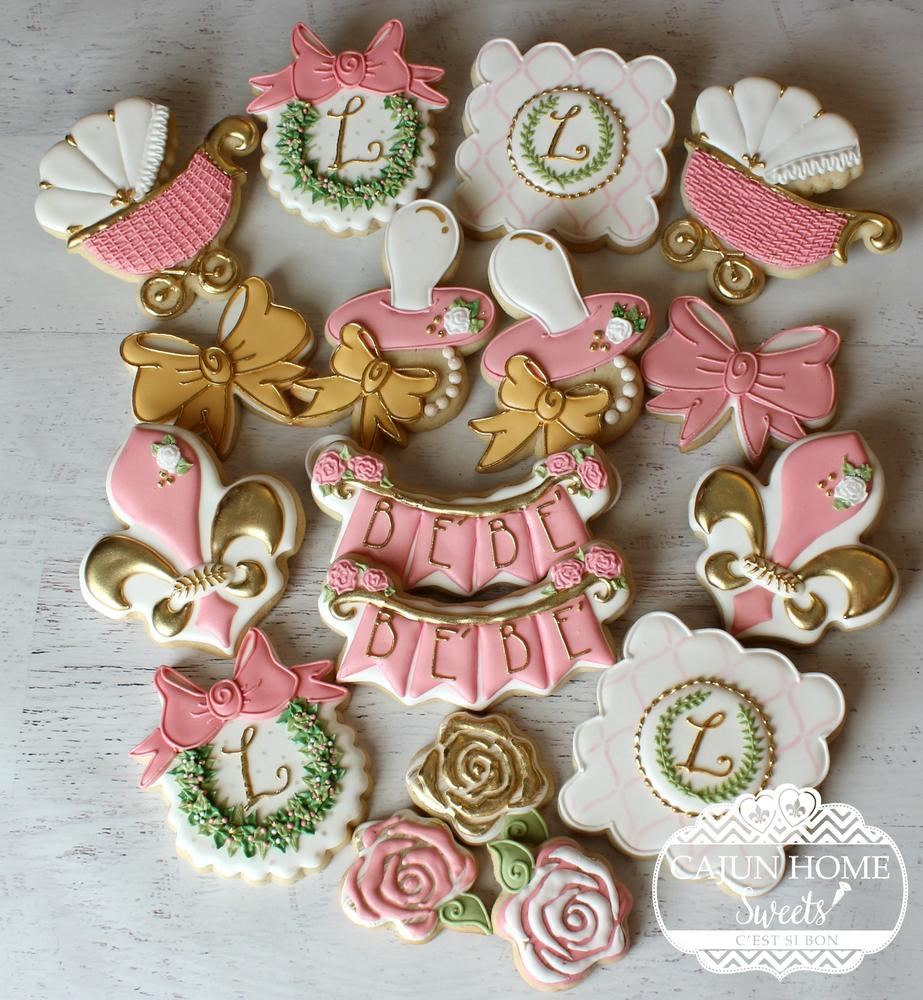 Chic And Sophisticated Baby Shower