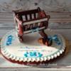 Gingerbread cradle