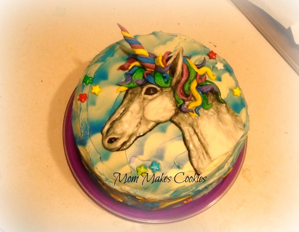 Maddie's Magical Unicorn