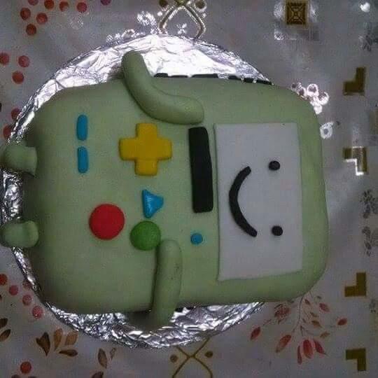 B MO Birthday cake