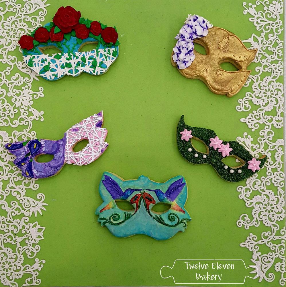 A Garden Masquerade