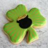 Golden Shamrock Cookie!
