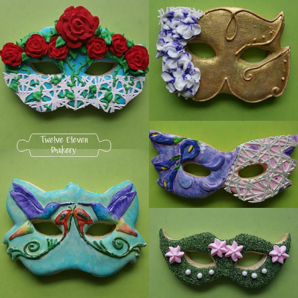 Garden Masquerade Close up
