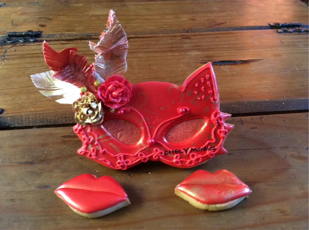Gato en Carnaval!