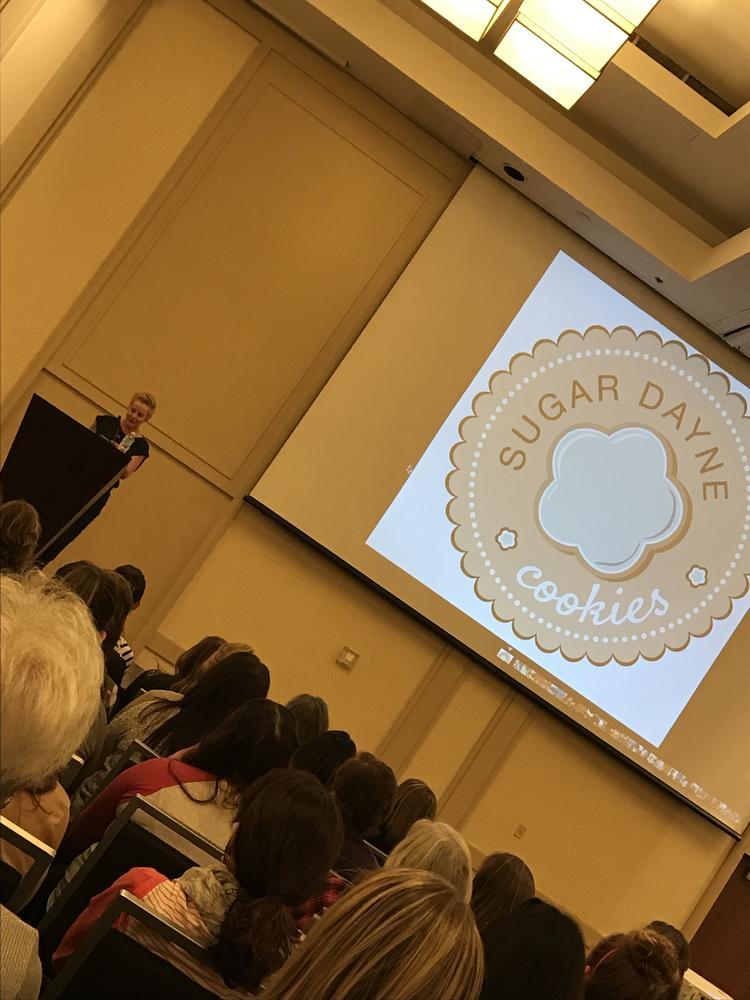 Keynote Address by Katy Metoyer of Sugar Dayne Cookies